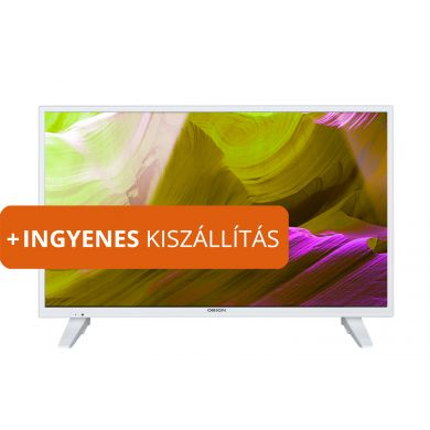 "32"" HD-Ready LED TV DVB-T2+C Mpeg4 tuner USB Fehér"